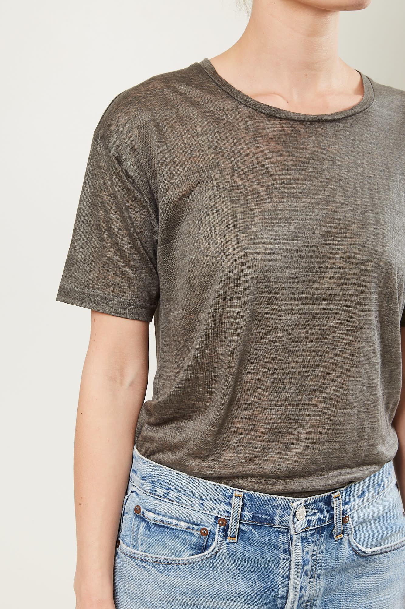 Isabel Marant - madjo tee shirt taupe