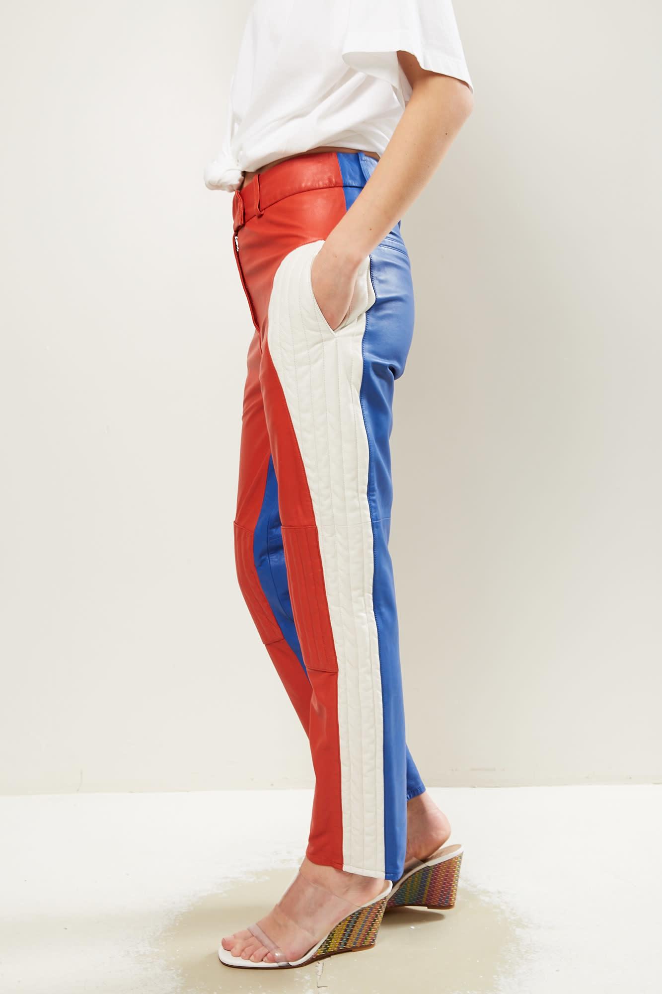 Frenken - Belair leather trousers