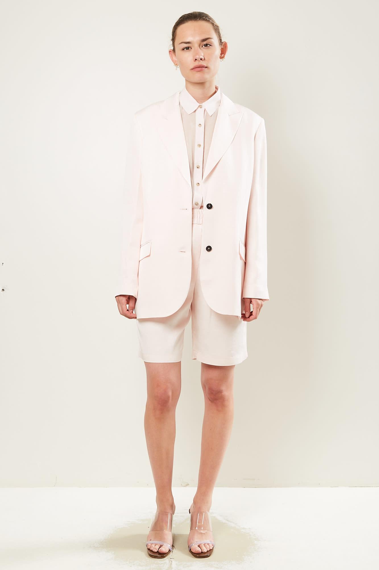 Frenken - Base flimsy suiting trousers
