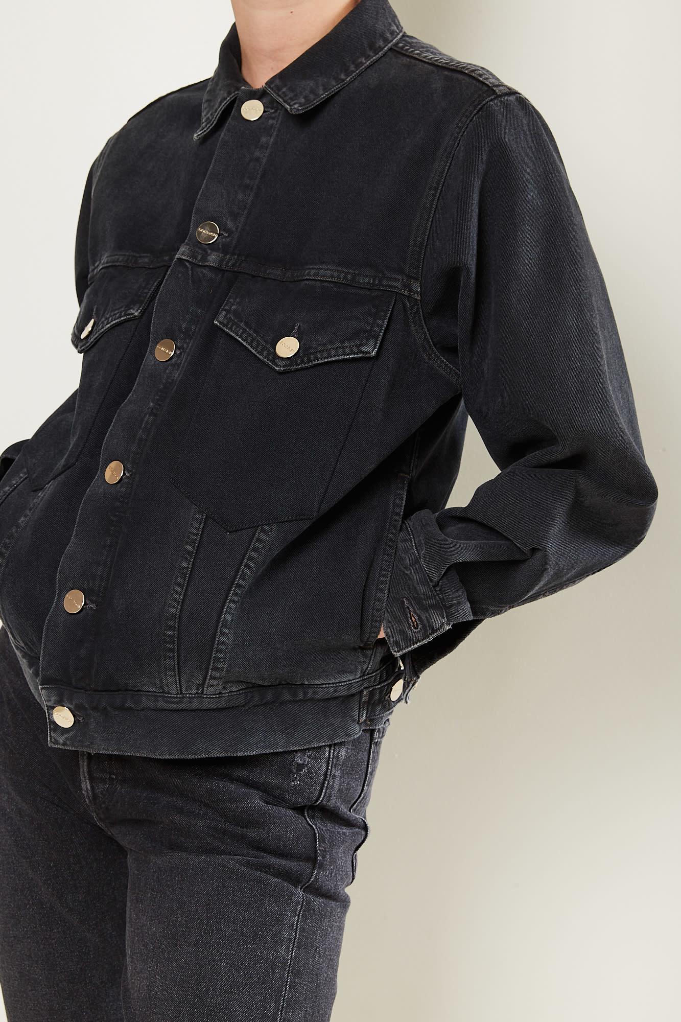 Goldsign the morton jacket morled black