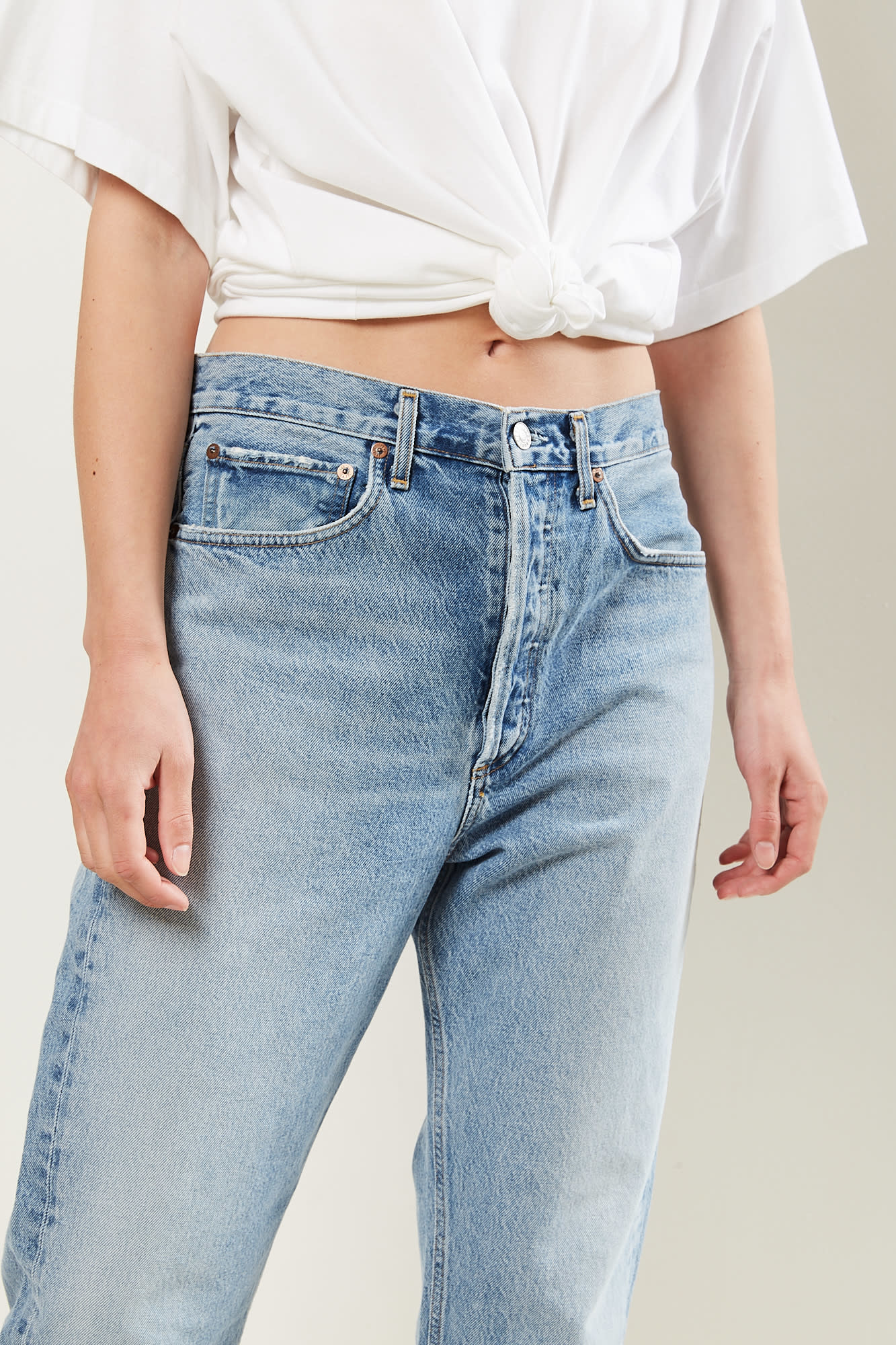 agolde - Affair 90's fit jeans