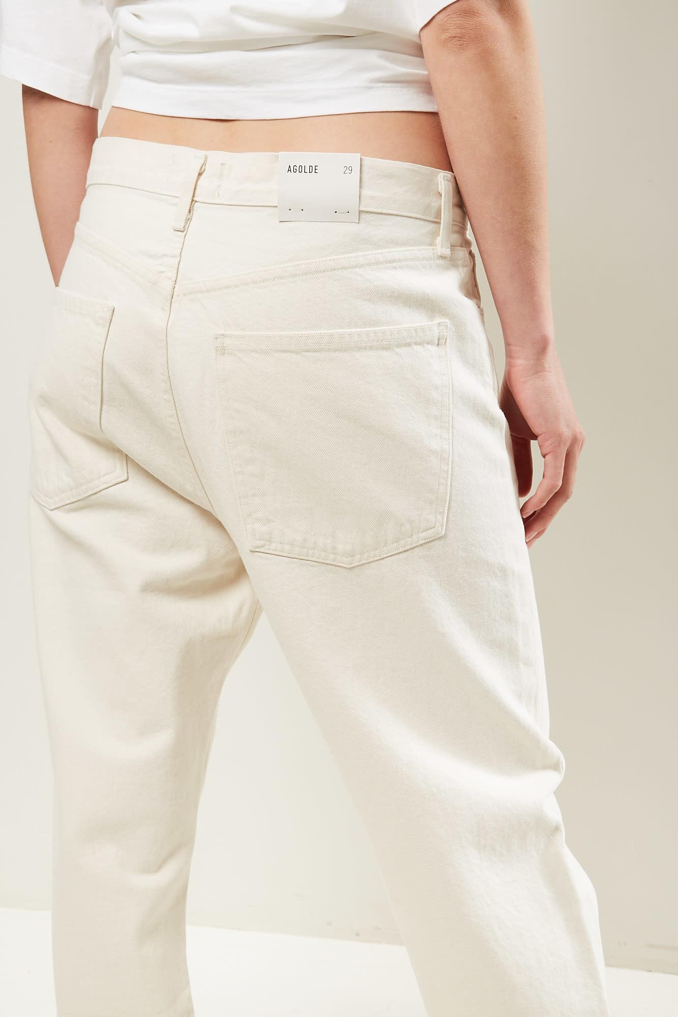 Paper 90's fit jeans