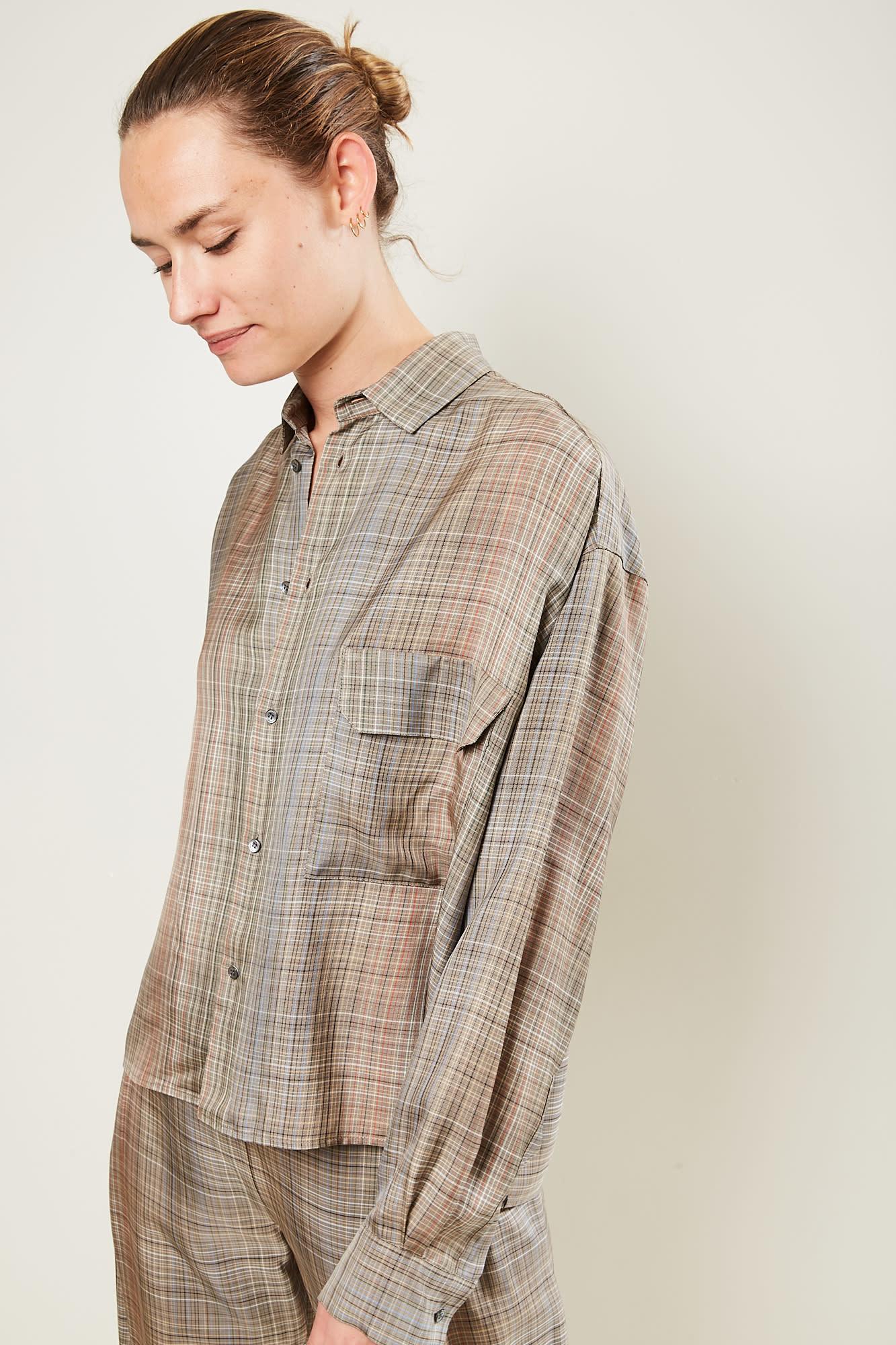 Stephan Schneider - Conifers shirt 49