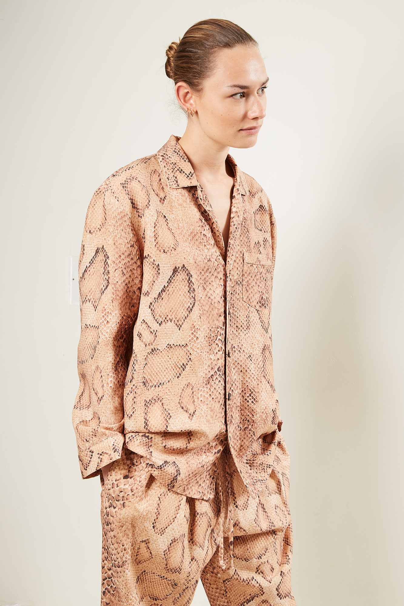 Mara Hoffman - IRIS shirt
