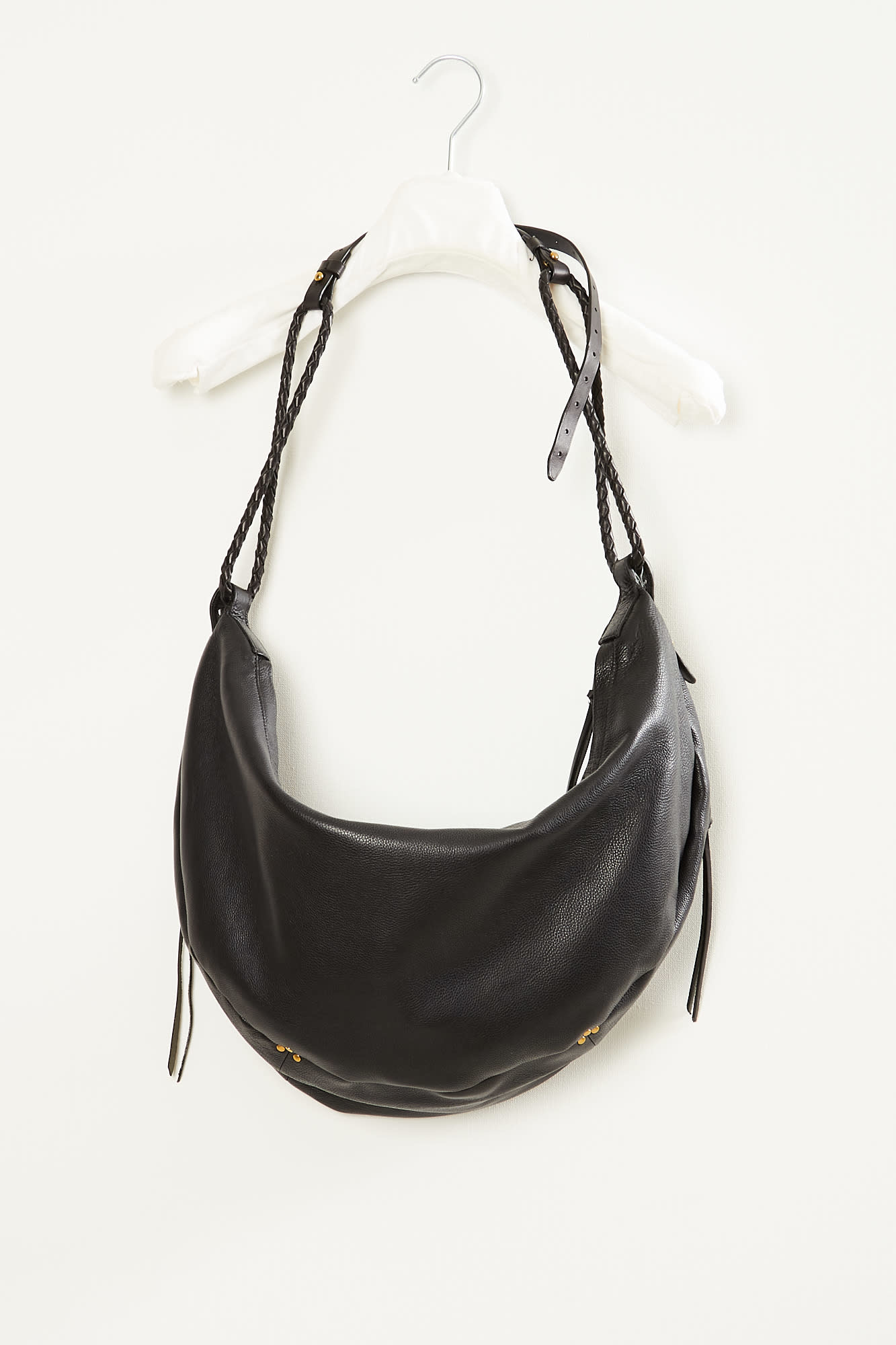 Jerome Dreyfuss handbag 90% calfskin 5% goatskin 5% cowskin / lining 100% cotton