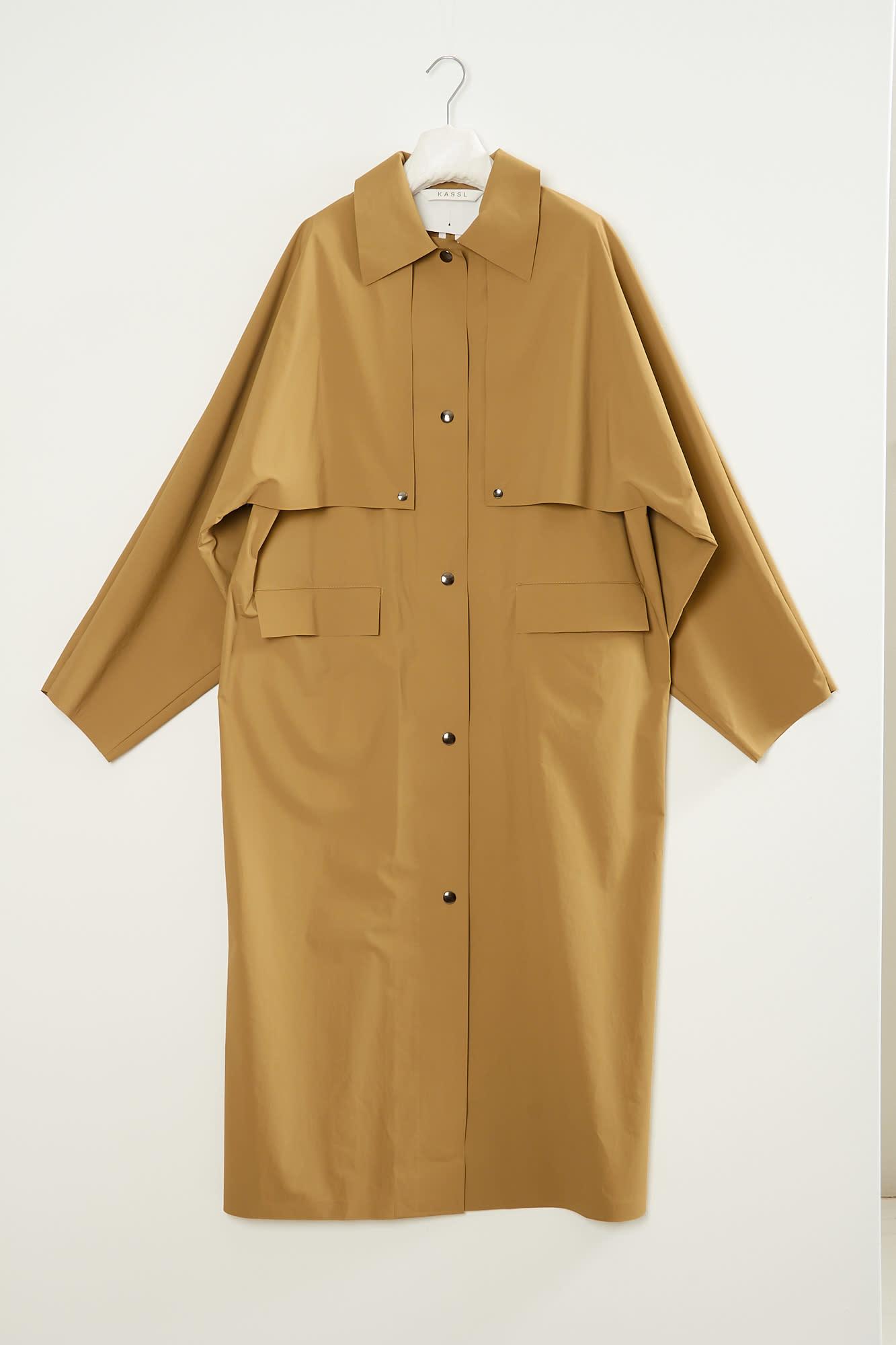 KASSL button-up coat