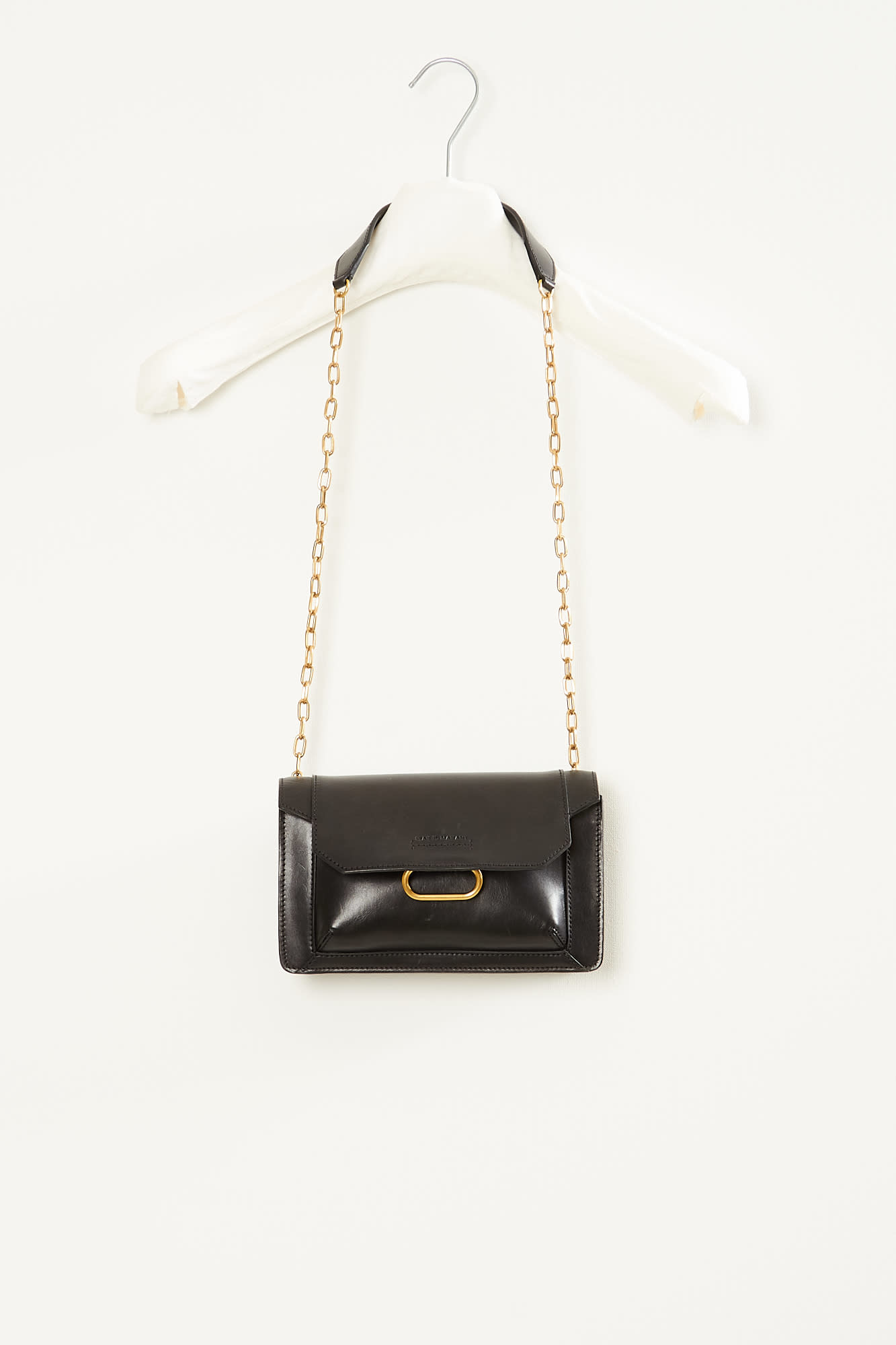 Isabel Marant - SKAMY LOCK VINTAGE BAG