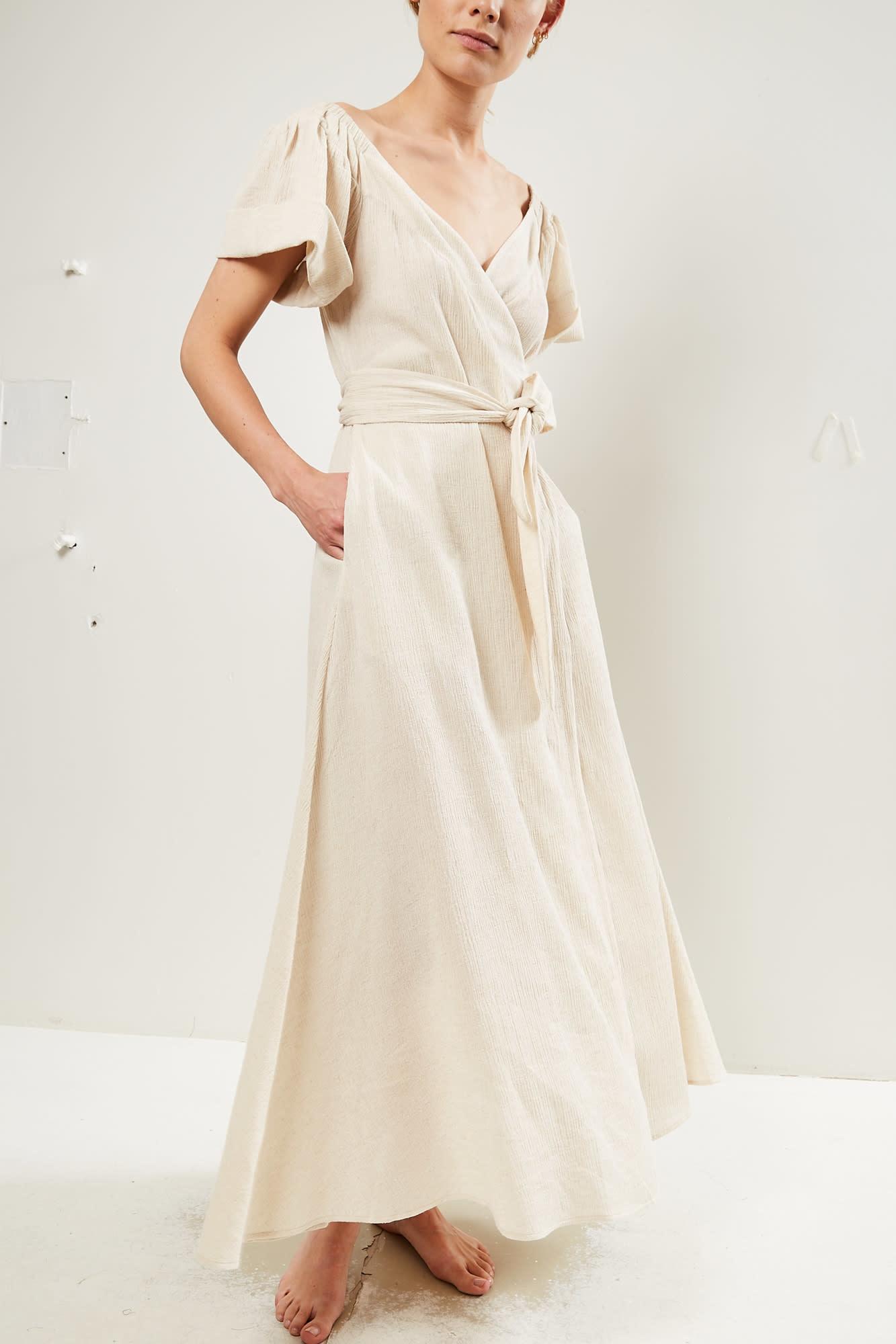 Mara Hoffman Adalina organic linen cotton dress