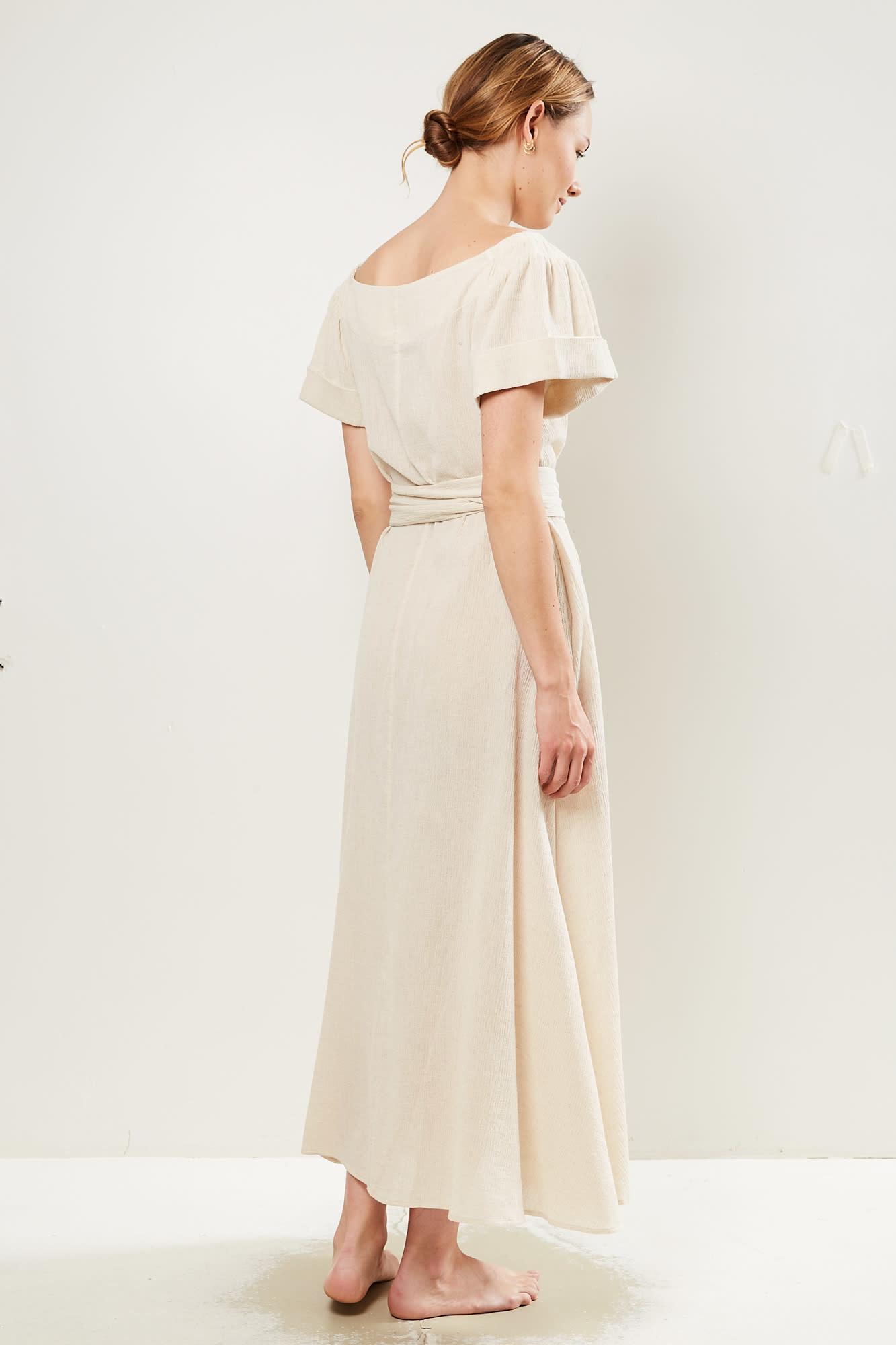 Mara Hoffman - Adalina organic linen cotton dress