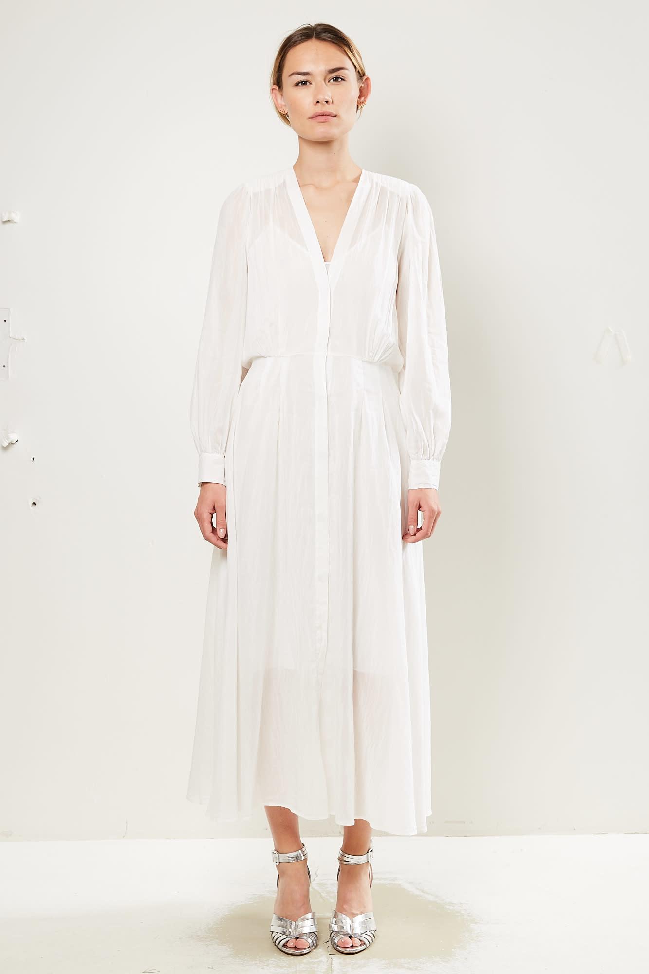 Forte Forte - Cotton silk voile dress