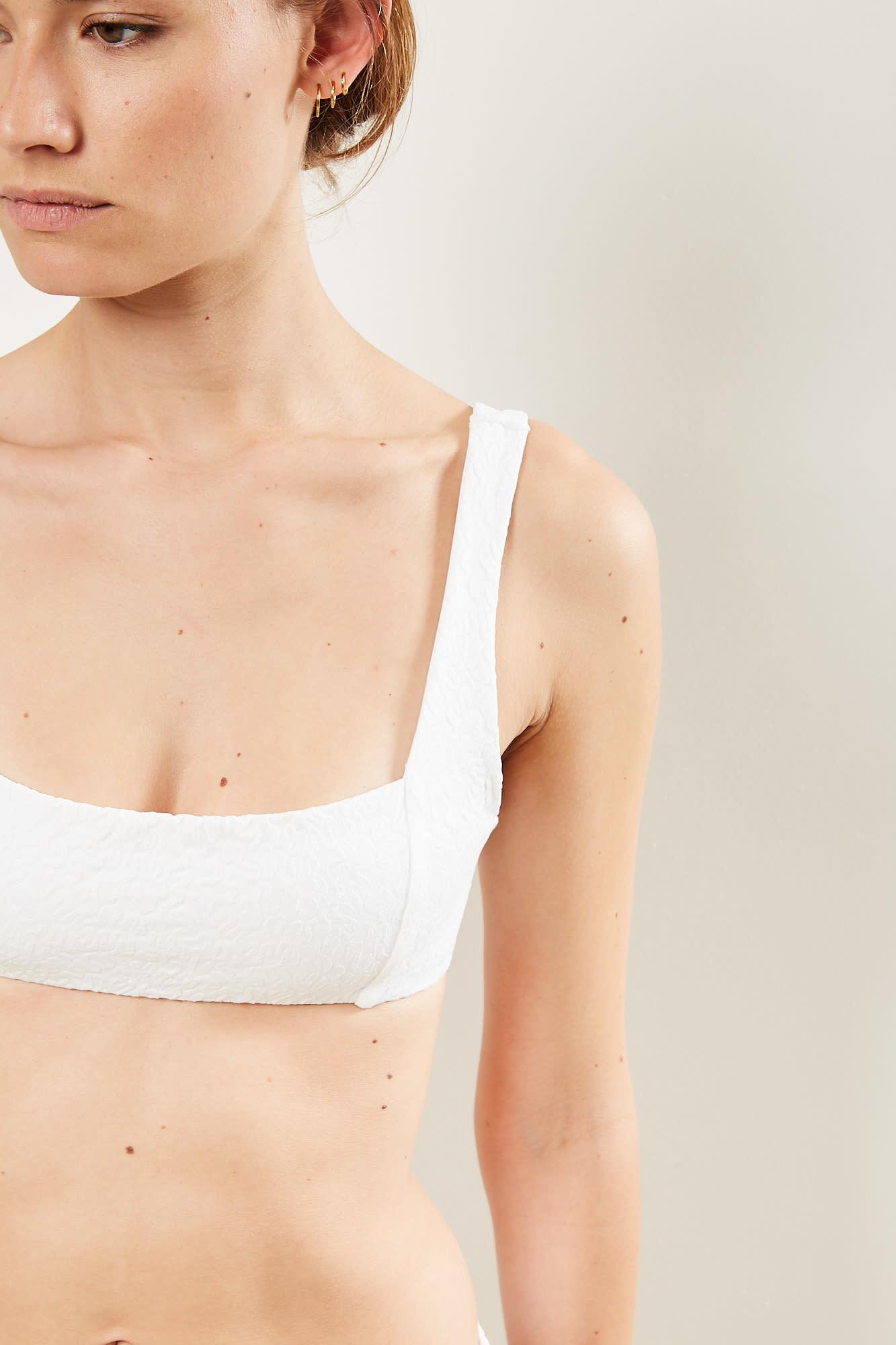 Mara Hoffman - Meli repreve poly bikini top