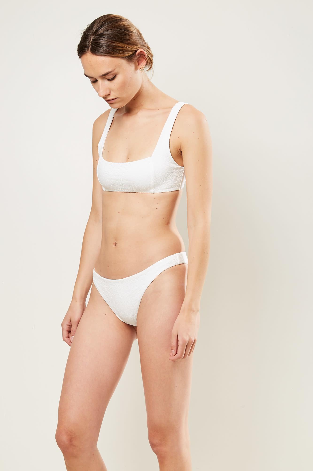 Mara Hoffman - Kay repreve poly bikini bottom