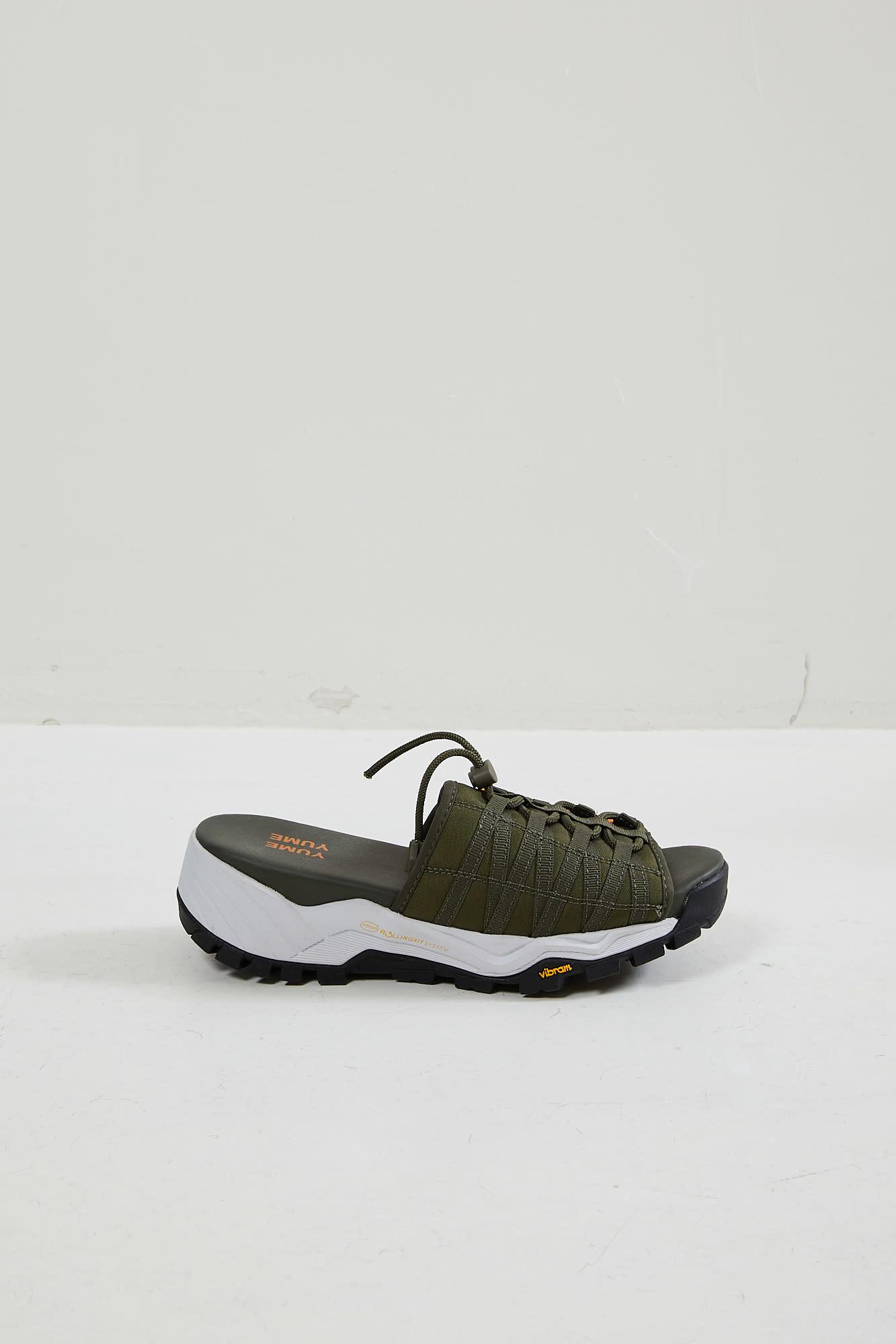 Yume Yume - mount kita vibram sole slippers