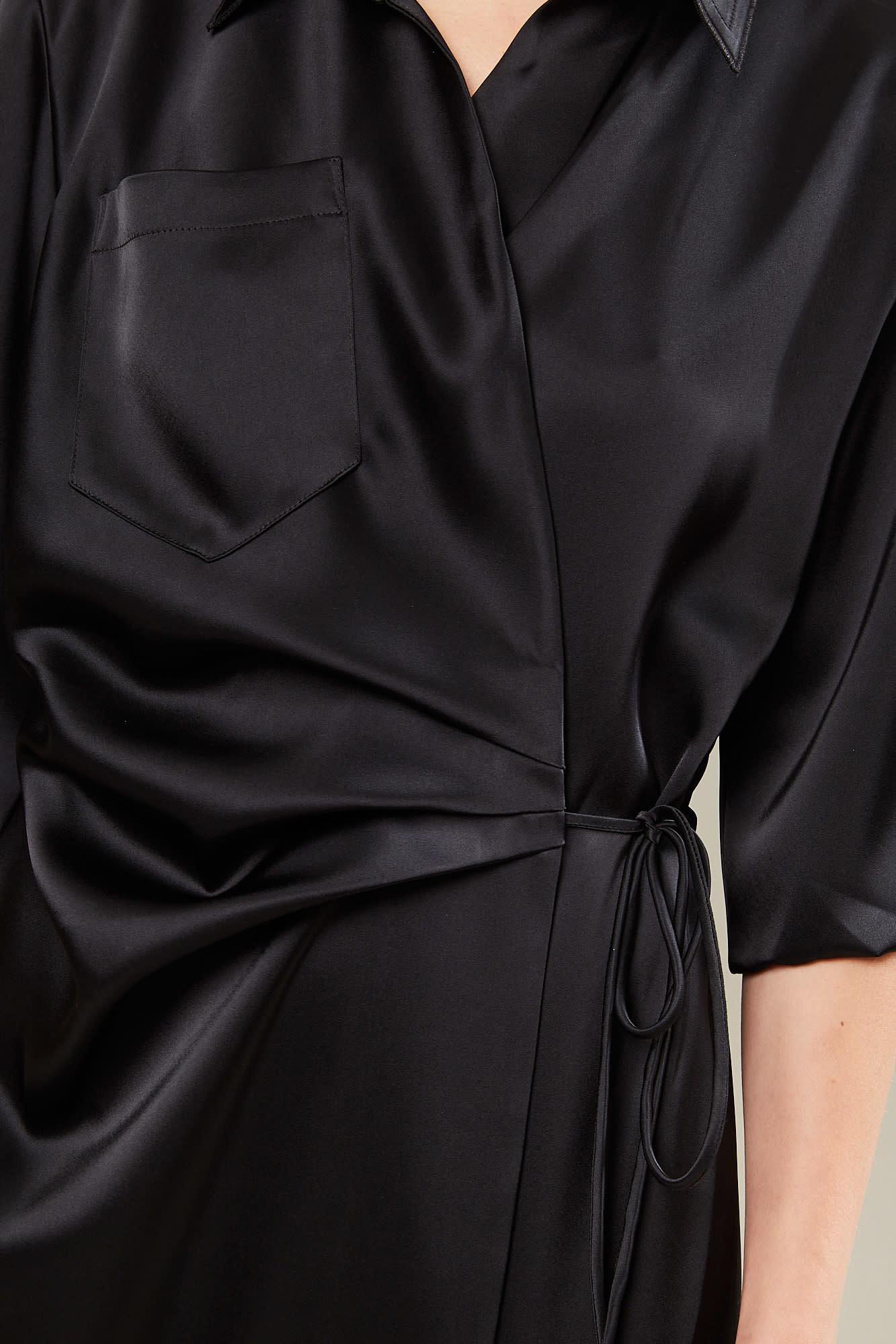 Nanushka - Lais slip satin dress
