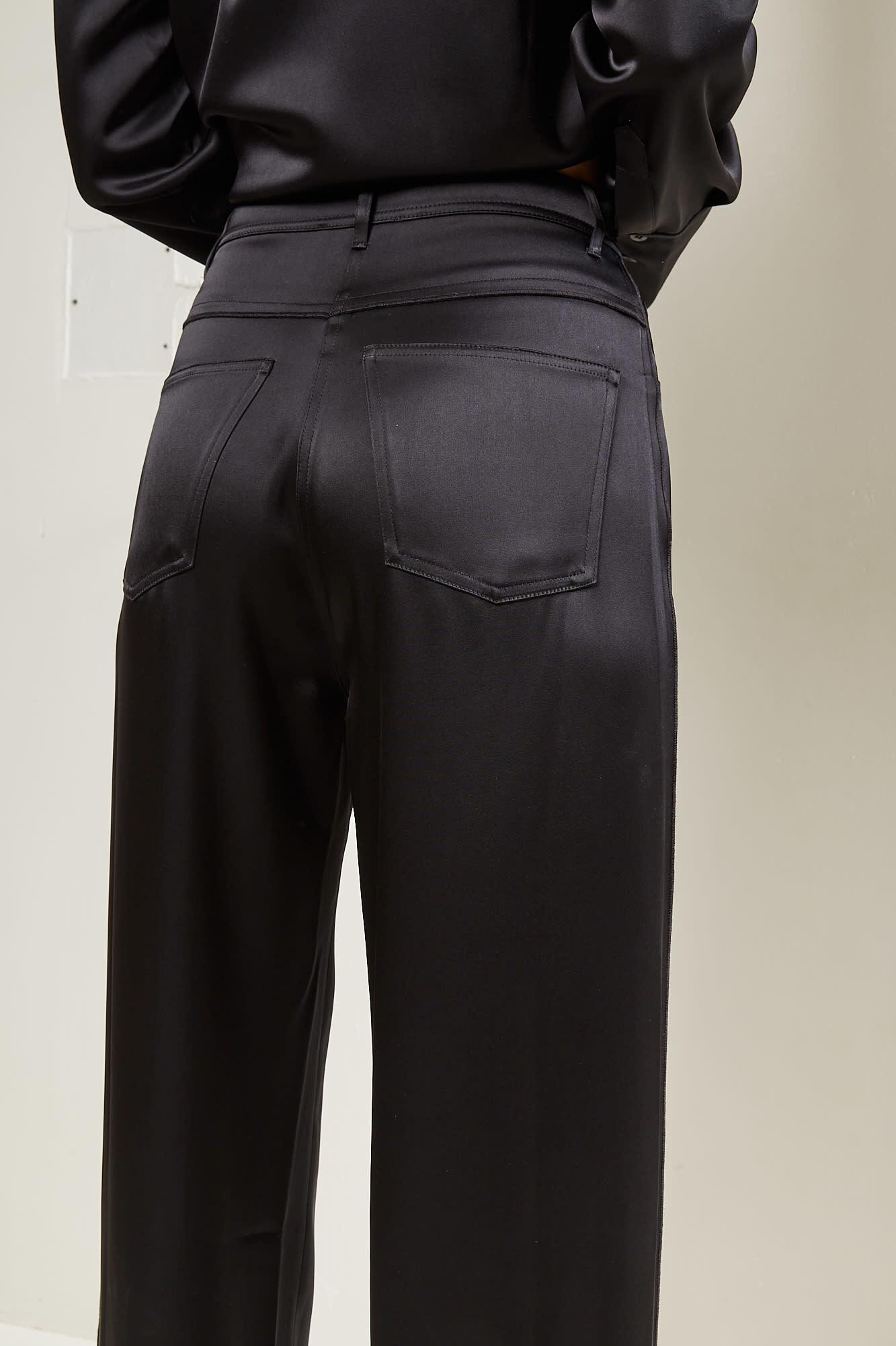 Nanushka - Marfa slip satin pants