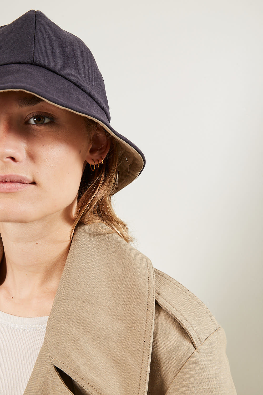 Humanoid - Cara chrome hat