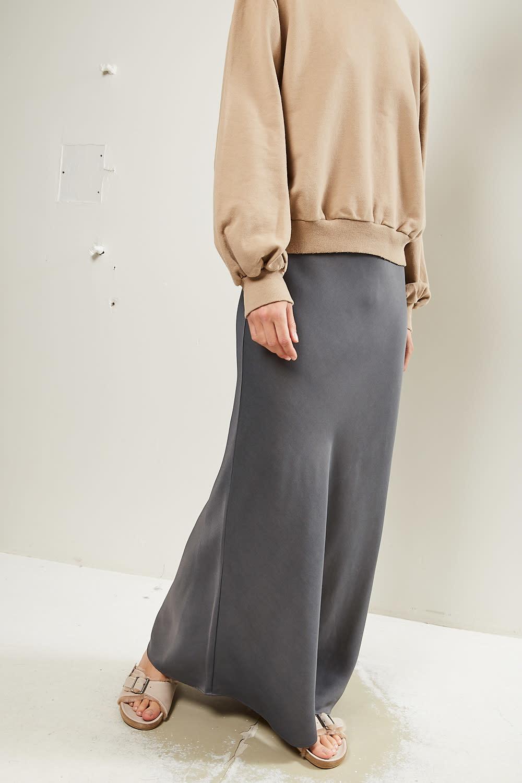 ÂME Colette viscose skirt