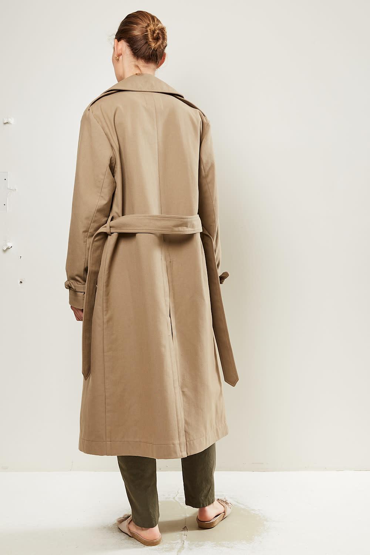 Humanoid - Campbell chrome coat