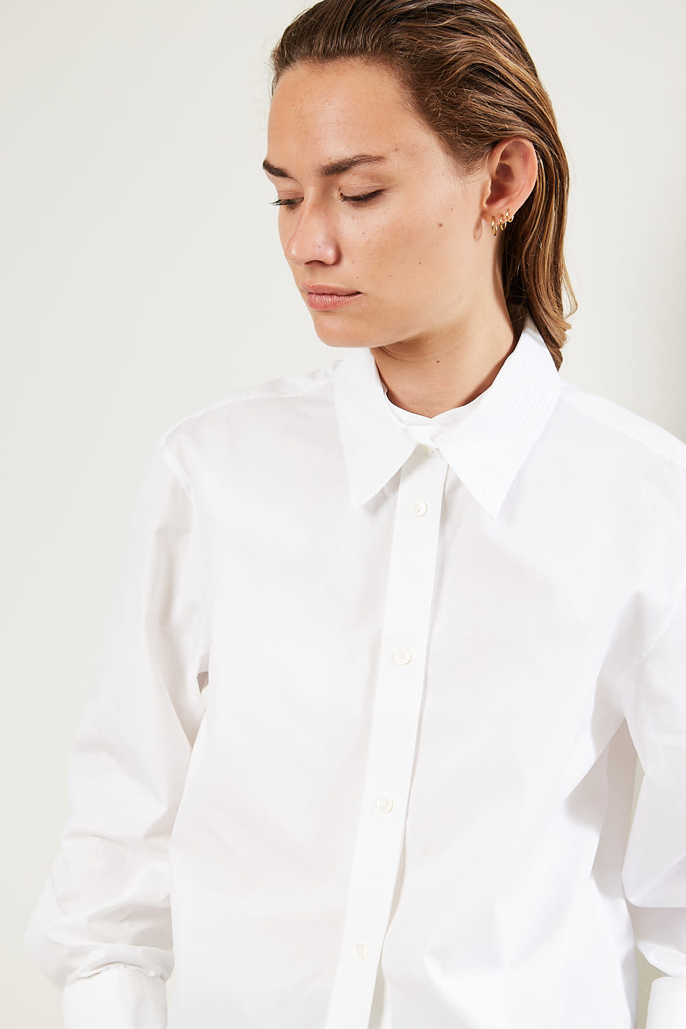 Helmut Lang Cropped shirt