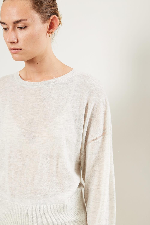 Etoile Isabel Marant Flint fine knit sweater