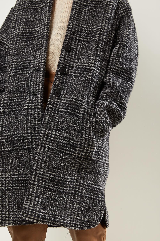 Etoile Isabel Marant - Gabriel blanket coat