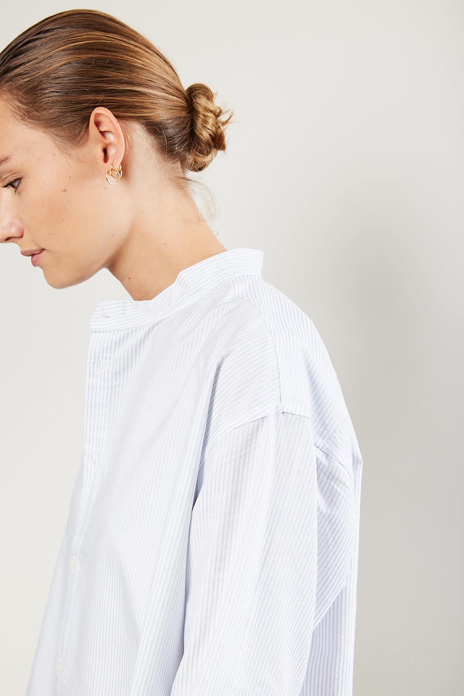 Monique van Heist - 1+5 stripe shirt