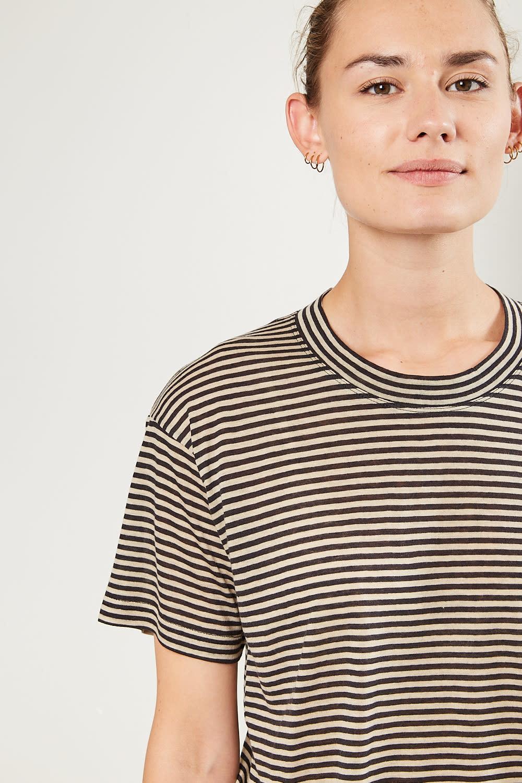 Monique van Heist - Boy jersey stripe t-shirt