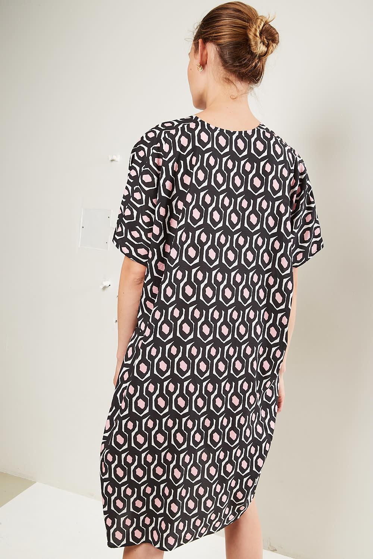 Christian Wijnants - Dima silk blend dress