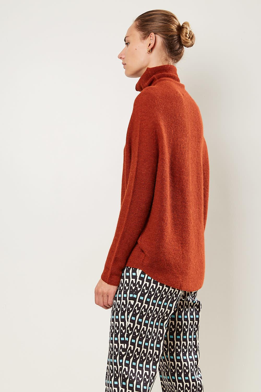 Christian Wijnants - Kaleza baby alpaca turtle neck sweater