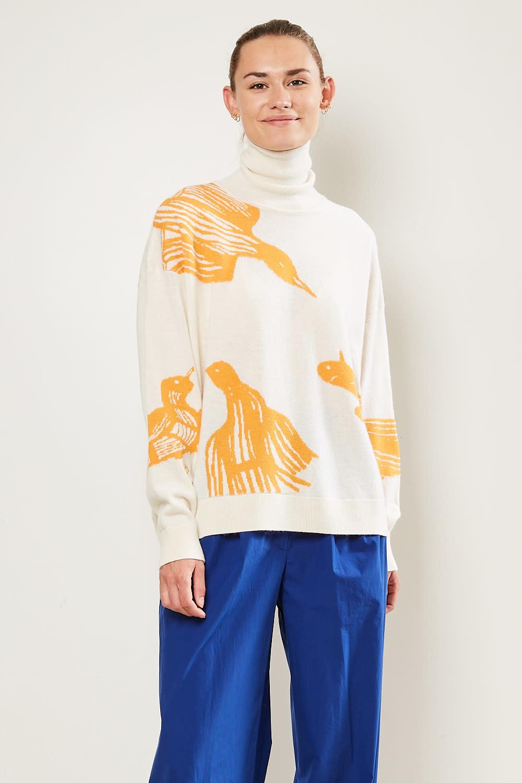 Christian Wijnants - Kamba wool blend sweater