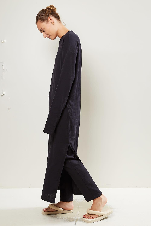 Monique van Heist - Lol split crincle dress
