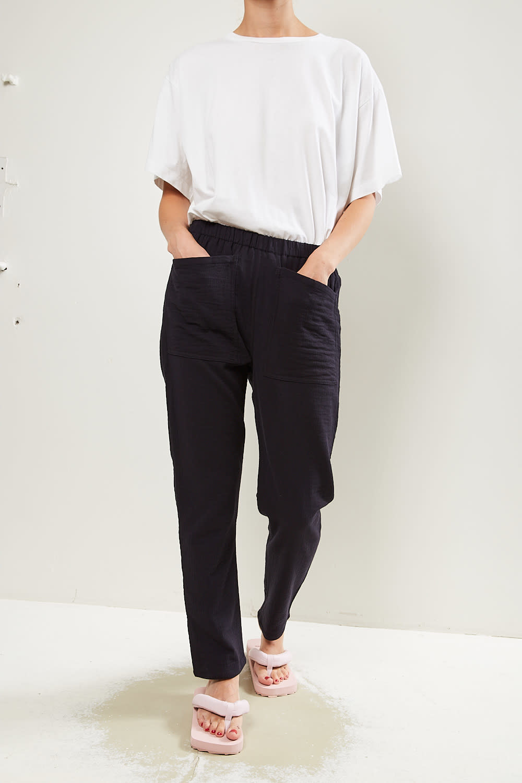 Monique van Heist Pocky crincle pants