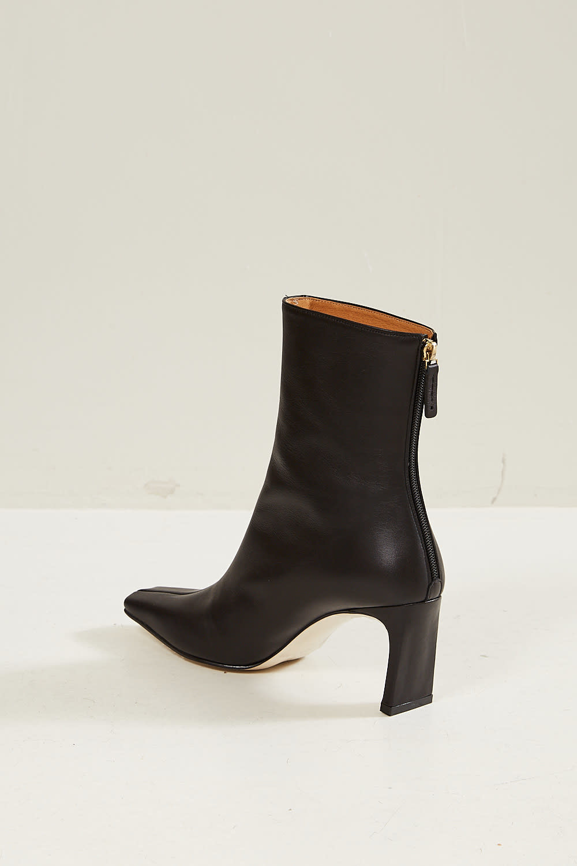 - Trim boots
