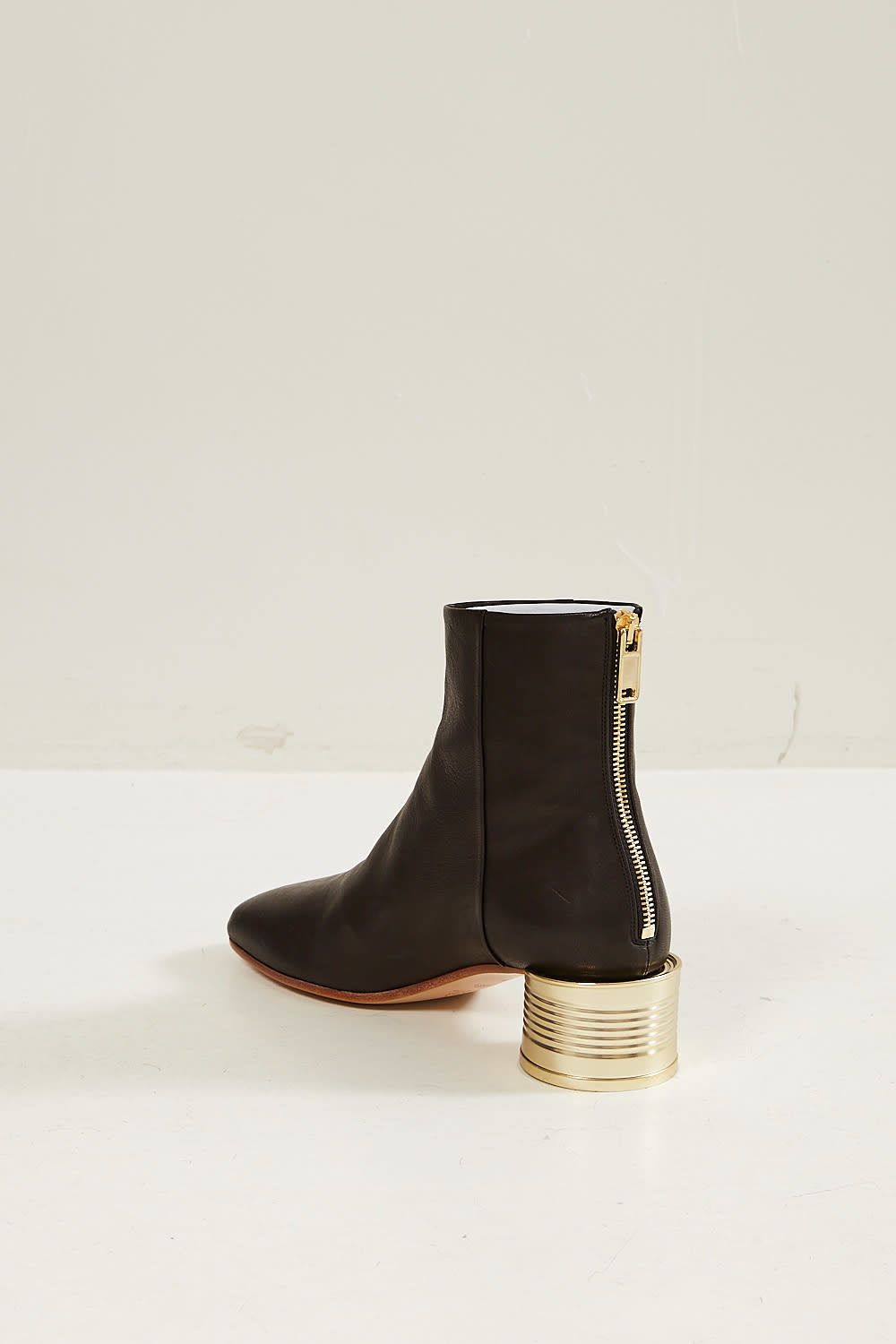 Maison Margiela - Tin can heel ankle boots