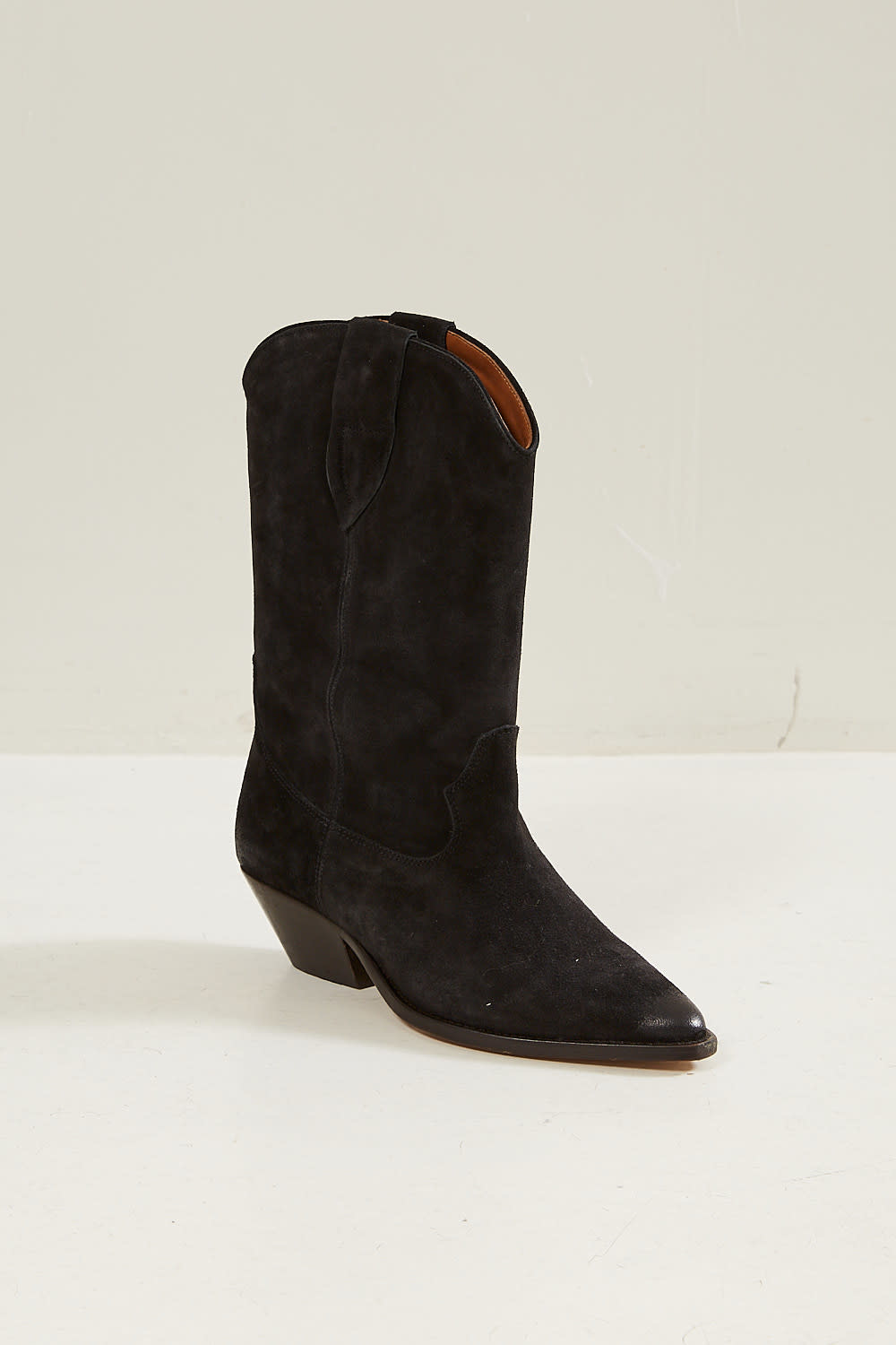 Isabel Marant - Duerto washed iconic low boots