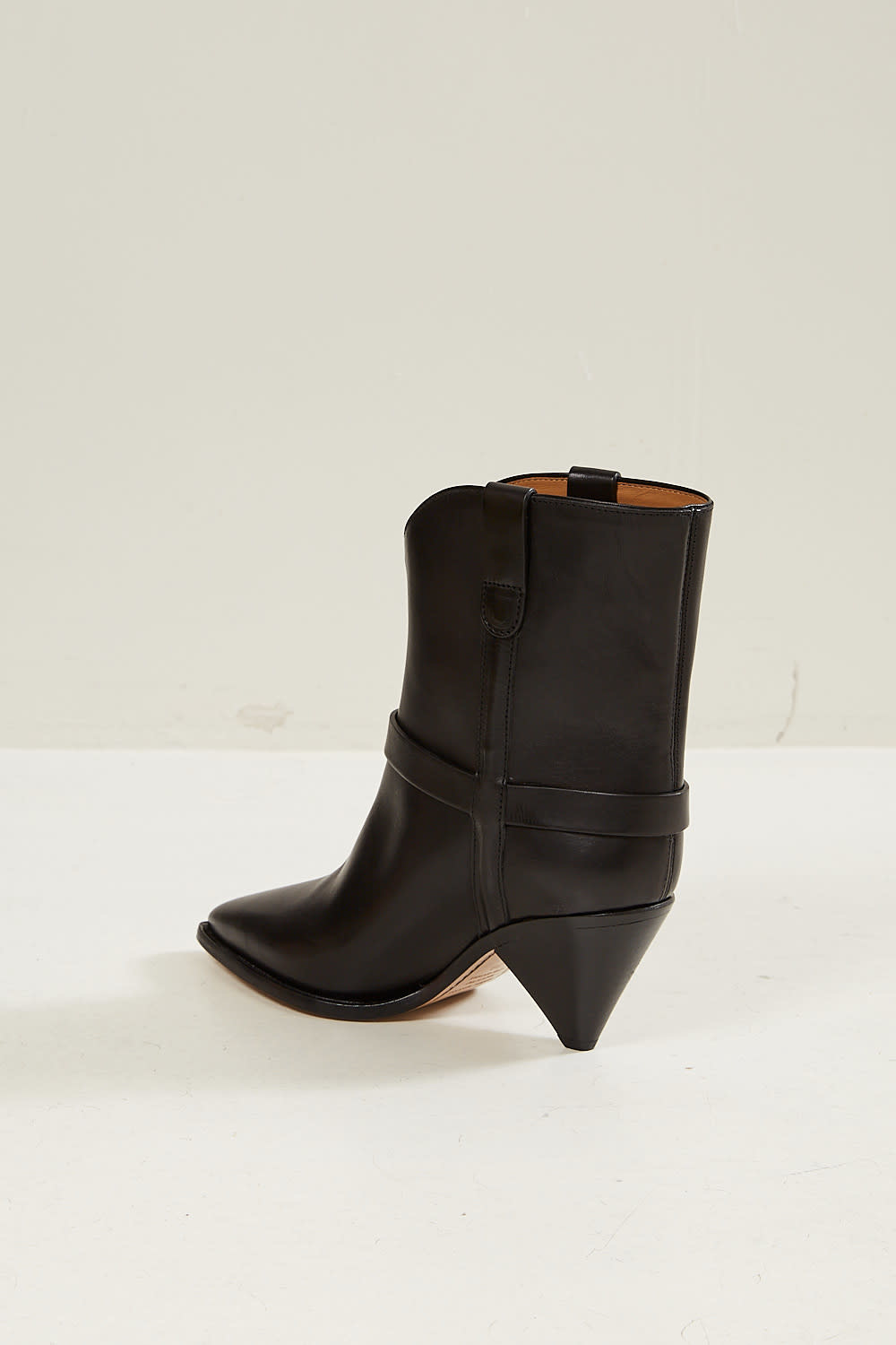 Isabel Marant - Limza west story low boots