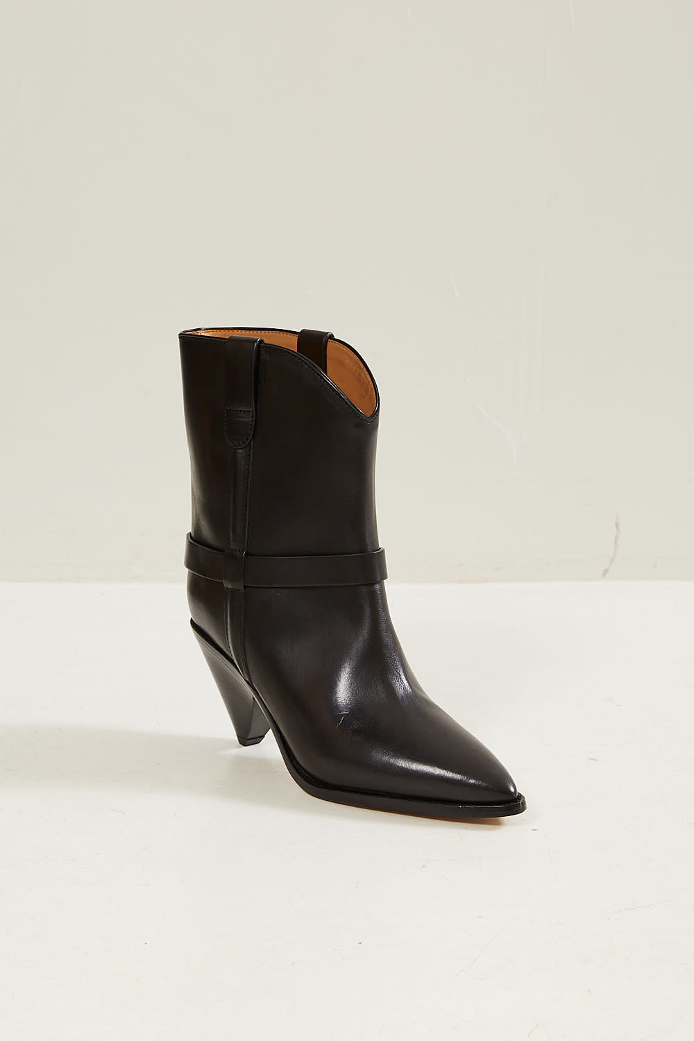 Isabel Marant Limza west story low boots