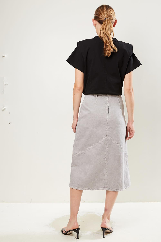Isabel Marant - Domano denim skirt