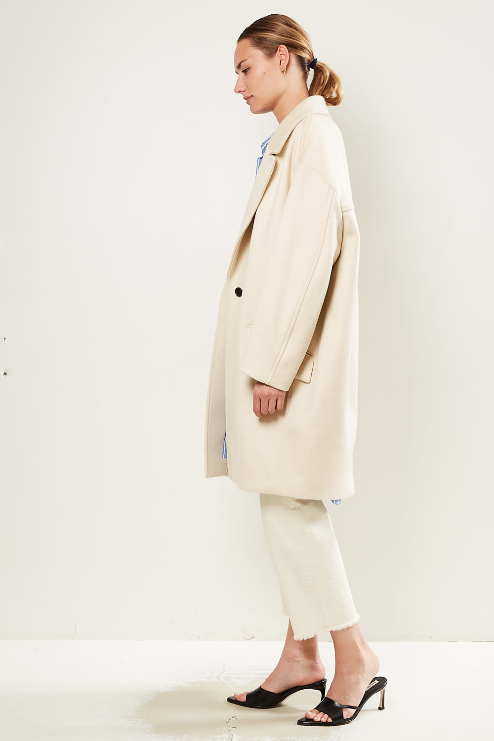 Isabel Marant Ego timeless coat