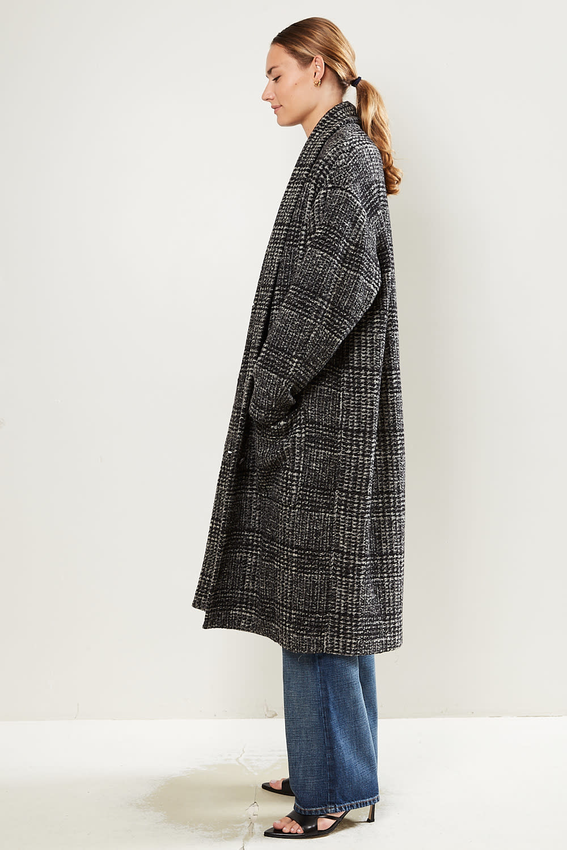 Etoile Isabel Marant Eloyo blanket coat
