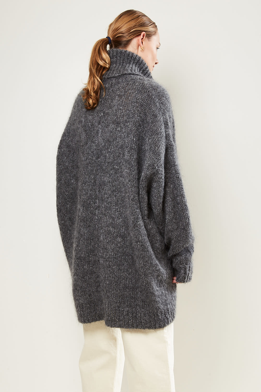 Isabel Marant - Eva chunky light knit sweater