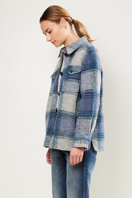 Etoile Isabel Marant - Gastoni blanket coat