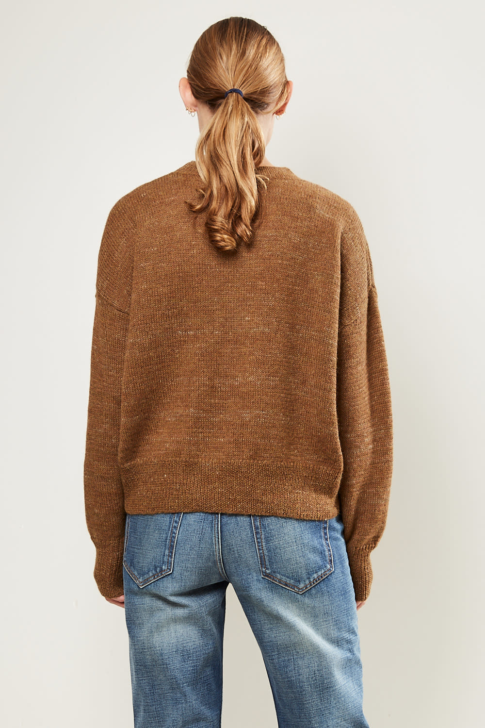 Etoile Isabel Marant - Gatliny alpaca mix uni sweater