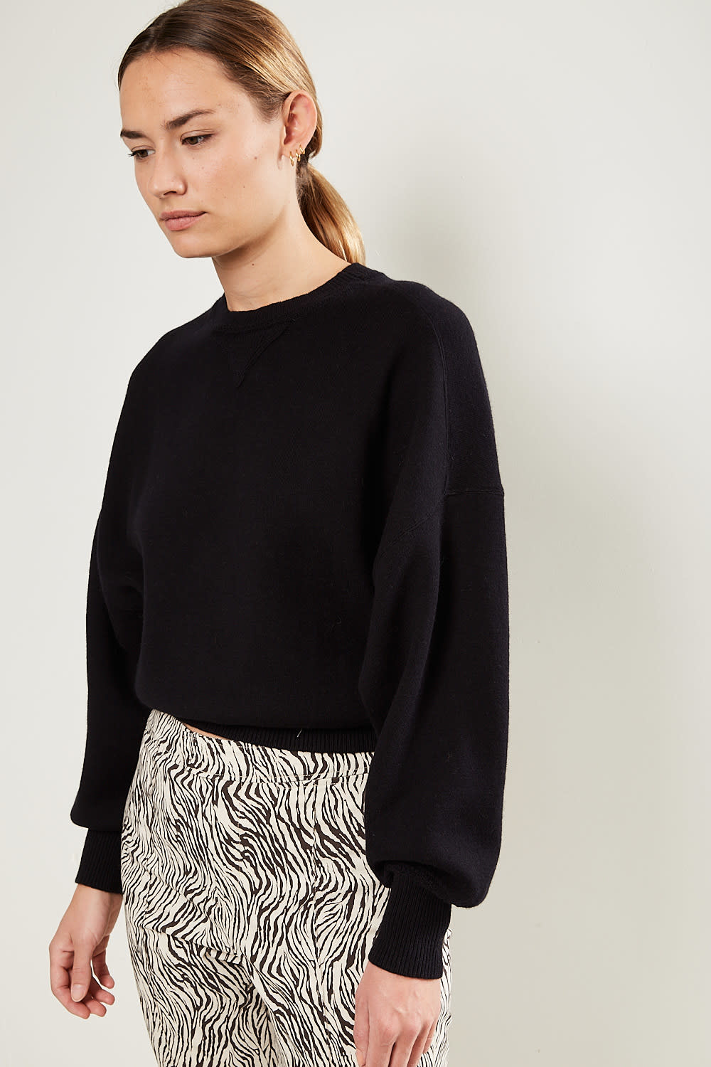Etoile Isabel Marant Lucia double regular sweater