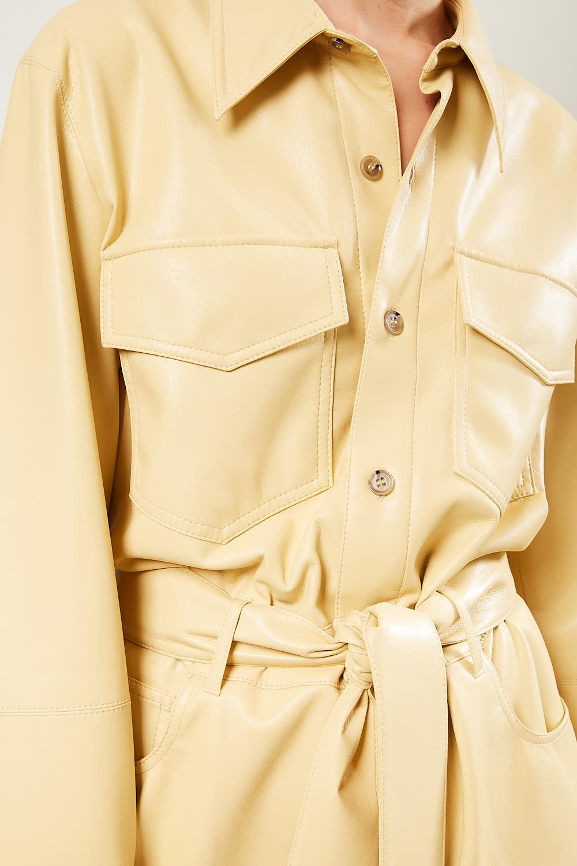 Nanushka - Ashton vegan leather all in one