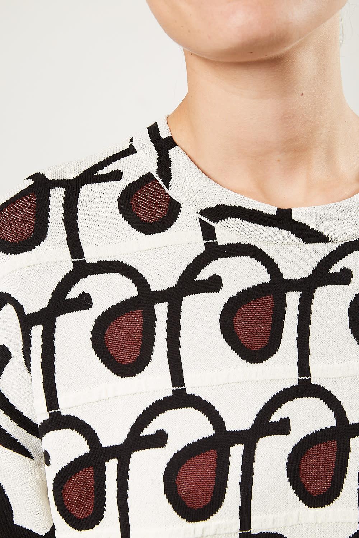 Christian Wijnants - Karai viscose cotton sweater