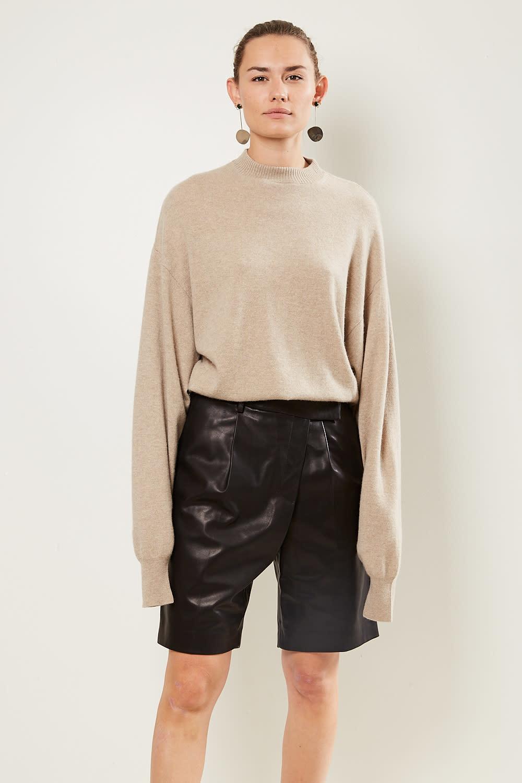 loulou studio - Porri 100% cashmere sweater