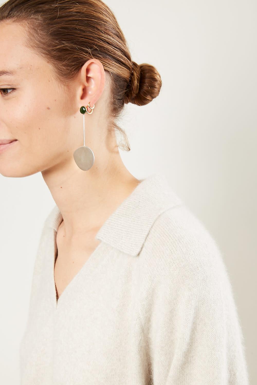 loulou studio - Sperone v neck sweater