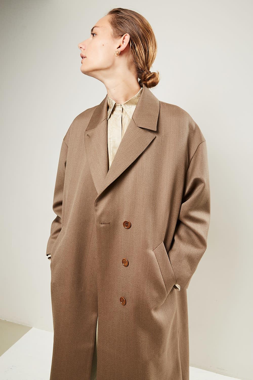 inDRESS Wool coat