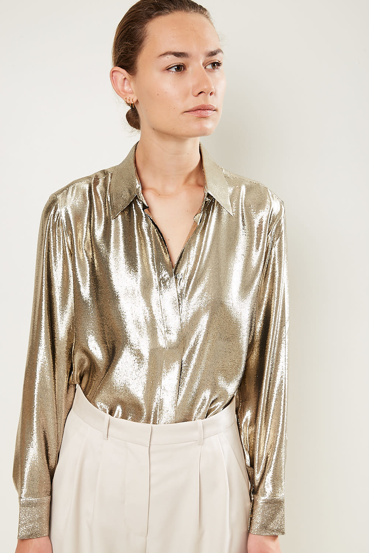 inDRESS Shiny shirt
